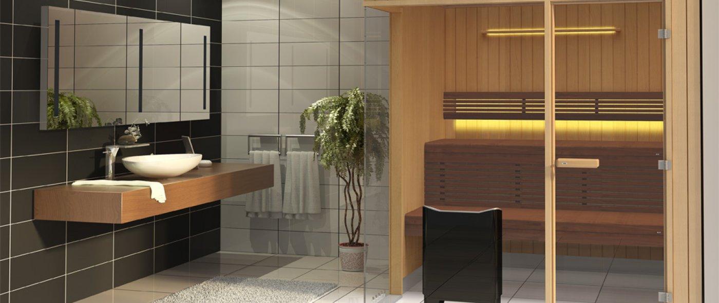 sauna in 1 dag