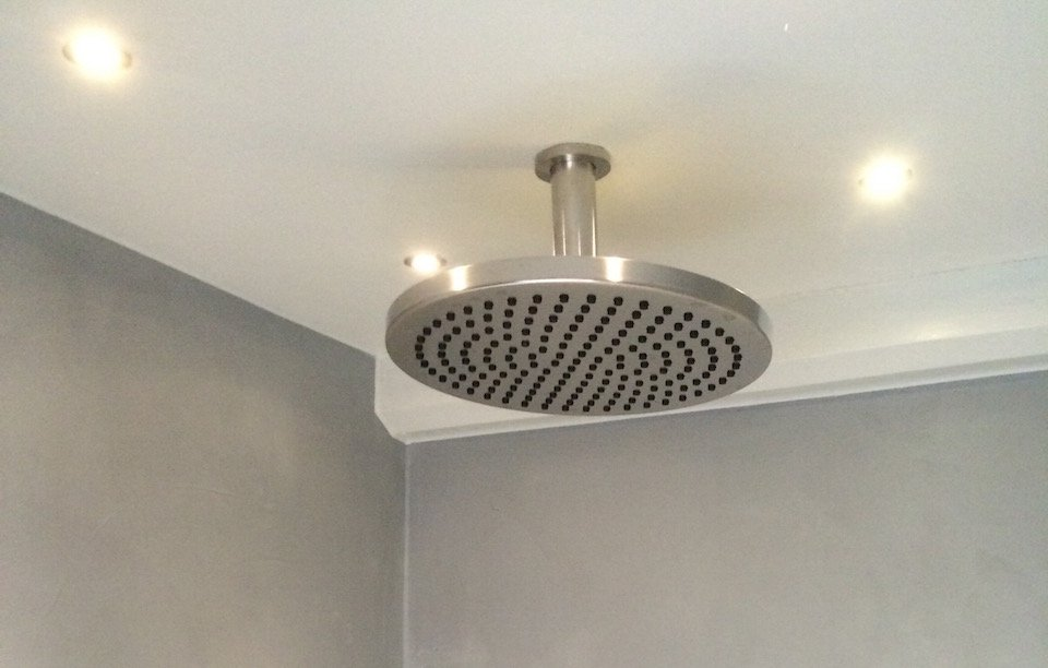 Sauna Inbouwen Badkamer : Bubbels en jets badkamer wellness ruimte