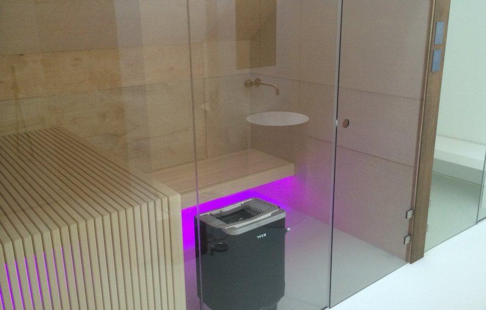 Sauna Inbouwen Badkamer : Een sauna inbouwen in de badkamer de prachtigste voorbeelden