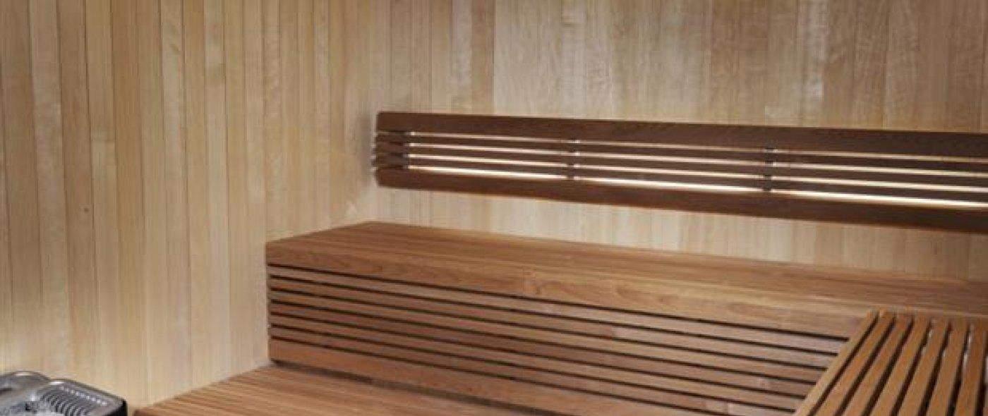 Wellness met uw eigen Tylö sauna